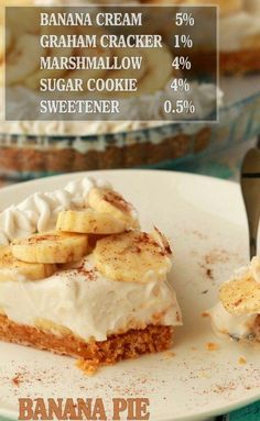 Handmade Gourmet Pudding – A Grand Choice for Christmas - Typical Miracle Banana Pie, Banana Cream, Banana Pudding, Diy Vape Juice, Vape Diy, Vape Smoke, E Juice Recipe, Strawberry Ice Cream Cake, Clone Recipe
