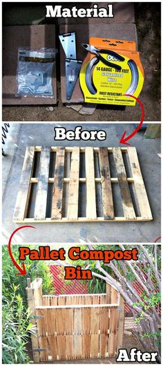 150 Best DIY Pallet Projects and Pallet Furniture Crafts - Page 45 of 75 - DIY & Crafts