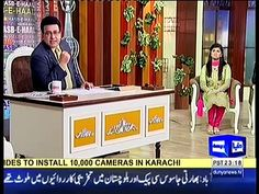 The Awesome World: Hasb e Haal On Dunya News 3rd November 2016