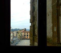 fotoitalien:  Valmontone - view from Palazzo Doria Pamphilj