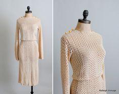 1930s knit dress - Поиск в Google