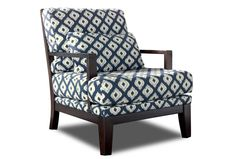 Keendre Showood Accent Chair- different cushions