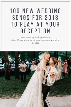 Looking for new wedding songs to add to your playlist for ther wedding reception? We have hottest list of wedding songs for your selection with 2018 guide. Modern Wedding Songs, Wedding Music List, Popular Wedding Songs, Wedding Love Songs, Wedding Reception Music, Wedding Playlist, Wedding Dj, Wedding Reception Decorations, Wedding Bands