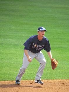 Reid Brignac - Tampa Bay Rays