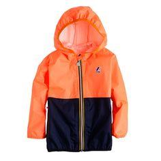 K-Way® for crewcuts Claude Klassic jacket in colorblock