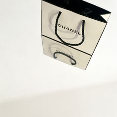this was the bag of my first luxe item i was gifted: a chanel lipstick.