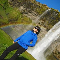 Blinded By Rainbows #TheaRollingStones  Location  #Iceland Photo  @ftbletsas  _________________________________________________  Try to be a rainbow in someone's cloud.  _________________________________________________  #DayDreamer #HappyTraveller #TravelGirl #TravelCouple #Dreamer #TravelTheWorld  #WithYou #YouandMe #Travelblogging #Explorer #Travelblogger #Everydaytravel #Travel #Travelingram #Instatravel #InstaGo #MyTravelgram #IgTravel #CoupleTravel #Wanderlust #TravelLife…
