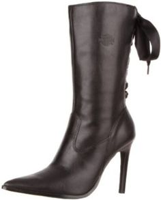 Harley-Davidson Women's Payton Motorcycle Boot by Shoes 99
