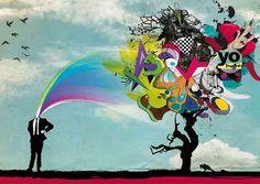 Resignada imaginación - Making Of E-zineMaking Of E-zine