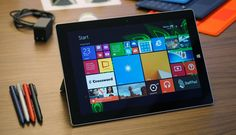 Surface 3, nueva tablet híbrida de Microsoft con Windows 8.1 - http://tecnoalt.com/surface-3-nueva-tablet-de-microsoft/