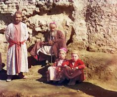 Incredible colour pictures of pre-Revolution Russia - Sergey Prokudin-Gorsky/Galerie Bilderwelt/Getty Images