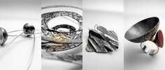So chic! art jewelry by Sandra Z.