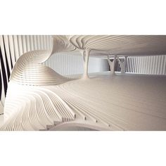 Interior design of urban club in New York with investigation on vector fields…