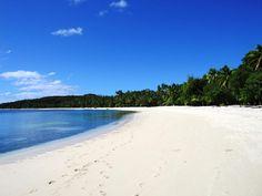 Natadola Beach, Fiji - 50 of the Best Beaches in the World (Part 3)