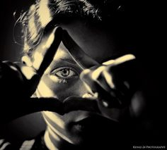 "All Seeing Eye Photography by Kenaz.24 with his Nikon D300S. Posing for him is his daughter Freya Raven. For those who don't get the message in this photo. The Eye between the triangle is a reference to the Illuminati. The Illuminati (plural of Latin illuminatus, ""enlightened"") is a name given to several groups, both real (historical) and fictitious. Historically the name refers to the Bavarian Illuminati, an Enlightenment-era secret society founded on May 1, 1776."