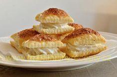 Skořicové polštářky – Maminčiny recepty Pancakes, Treats, Breakfast, Sweet, Food, Hampers, Sweet Like Candy, Morning Coffee, Candy
