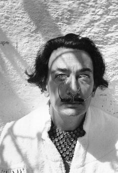 """Mistakes are almost always of a sacred nature. Never try to correct them. On the contrary: rationalize them, understand them thoroughly. After that, it will be possible for you to sublimate them."" — Salvador Dalí"