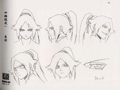 Character Model Sheet, Female Character Design, Character Modeling, Character Drawing, Bleach Fanart, Bleach Anime, Bleach Drawing, Manga Drawing Tutorials, Bleach Characters