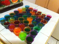 Gelly shots