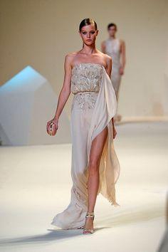 ELLE – Elie Saab - Fashionshow - Frühjahr Sommer 2013 - Paris
