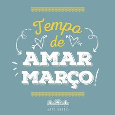 Seja bem vindo março!!! #vab #vitrineartebrasil #março #tempodeamar #decoração…