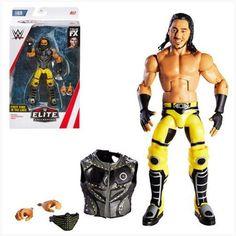 TAMINA SNUKA WWE Mattel Basic 69-Brand New Action Figure Jouet-Menthe Emballage