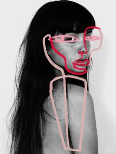 Mode Collage, Collage Art, Fridah Kahlo, Illustrator, Become A Fashion Designer, Experimental Photography, Foto Art, Creative Portraits, Photo Illustration