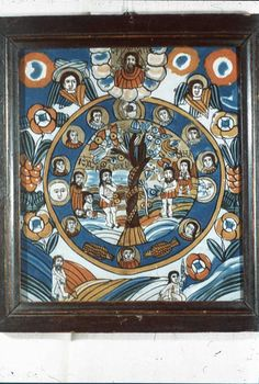 Religious Paintings, Popular Art, Christianity, Frame, Glass, Orthodox Icons, Picture Frame, Drinkware, Corning Glass