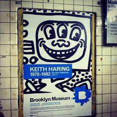 NY Keith Haring