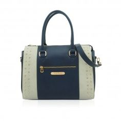 A8267 In Navy And Light Grey Anna Smith Handbag 30 00 Facebook