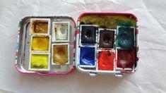Fler MAG: Akvarelování nejen na cestách (1.): barvy