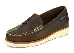 f1bacfe5c3d Women s Sugarloaf 1955 Penny Loafer - Oak  eastlandshoe Eastland Shoes