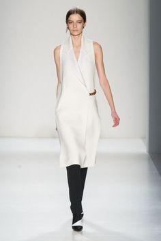 Victoria Beckham - Fall-Winter 2014-2015 New York Fashion Week