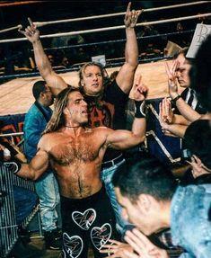 Wrestling Superstars, Wrestling Wwe, Dx Wwe, Wwe Lucha, Wwe Shawn Michaels, The Heartbreak Kid, Cruel People, Vince Mcmahon, Steve Austin