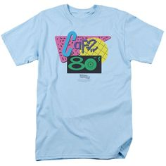 Back to the Future Cafe 80s T-Shirt. You can wear the official tee of Marty McFly Jr.'s favorite hangout, printed on durable 100% cotton. Due to licensing restrictions, product can only be sold and sh