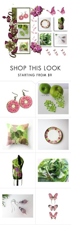 """Spring!"" by marlena-rakoczy ❤ liked on Polyvore featuring Anello and Gorham"