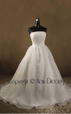 abito da sposa  tg 44/46 modello esclusivo-wedding dress ball Gown ready to wear