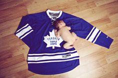 An adorable Leafs fan.@Toronto MapleLeafs. Where it all begins
