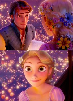 Rapunzel: Something brought you here, Flynn Rider. Call it what you will... fate... destiny...  Flynn Rider: A horse. ~ Tangled!!