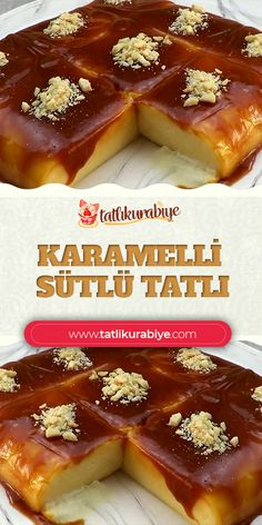 Easy Desserts, Delicious Desserts, Baklava Cheesecake, Turkish Delight, Food Preparation, French Toast, Deserts, Food And Drink, Pudding