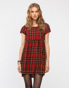 Need Supply Co. Iona Plaid Dress - ShopStyle