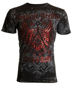 Archaic Affliction. Men's T-shirt.  Front view of my favourite T-shirt.
