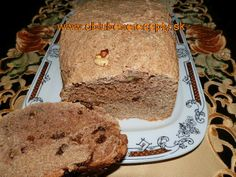 Špaldovo Orechovo-hrozienkový chleba Banana Bread, Desserts, Food, Tailgate Desserts, Deserts, Essen, Postres, Meals, Dessert