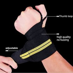 1Pair Soft Fitness Weight Lifting Straps Gym Training Wraps Wrist Support Exercise Protection Musculation Bodybuilding Equipment
