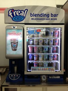 freal smoothie machine for sale