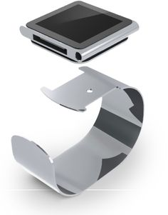 """I want this """"watch band"""" for my iPod Nano.  So sleek."""