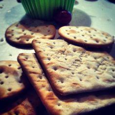 leftover crackers