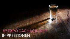 Für die, die wissen wollen wie die 27. Expo Cachaça in Brasilien ausschaut:  in 2017 ca. 20% größer Viele prämierte Cachaças 45.000 Besucher 6 Millarden (reais) Umsatz  und das alles in nur 4 Tage!