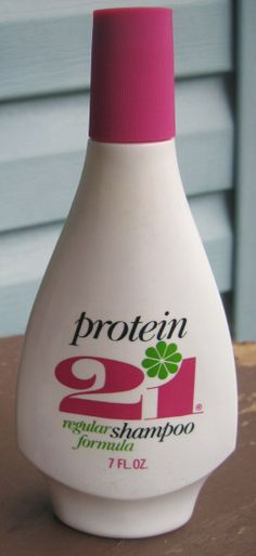 protein 21 shampoo fogot about this one too wow i love discovering these oldie but goodies