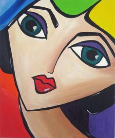 16x20 Original Painting by artbycheyne on Etsy, $115.00